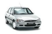 STAR RENT A CAR VARNA / СТАР РЕНТ А КАР ВАРНА - Услуги - Ford Escort Комби 1.6 Petrol AC