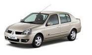 STAR RENT A CAR VARNA / СТАР РЕНТ А КАР ВАРНА - Услуги - Renault Symbol Седан 1.4 Petrol AC