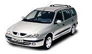 STAR RENT A CAR VARNA / СТАР РЕНТ А КАР ВАРНА - Услуги - Renault Megane  Комби 1.9 Diesel AC