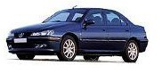 STAR RENT A CAR VARNA / СТАР РЕНТ А КАР ВАРНА - Услуги - Peugeot 406 Седан 2.0 Petrol AC