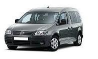 STAR RENT A CAR VARNA / СТАР РЕНТ А КАР ВАРНА - Услуги - VW Caddy 1.9 Diesel AC 7 седалки
