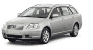 STAR RENT A CAR VARNA / СТАР РЕНТ А КАР ВАРНА - Услуги - Toyota Avensis Комби 2.0 Diesel AC